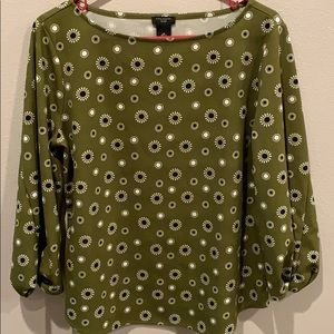 Adorable Blouse fun print and color